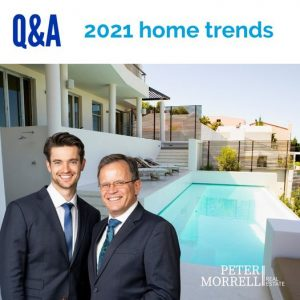 2021 Home styling trends